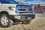Front Bumper, Expedition One Range Max Base Model - Tundra (2014+)