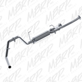 Exhaust System, Catback - MBRP Single Side Exit, Pro Series