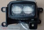 17' TRD Pro Tacoma Fog Lamp, Left Front