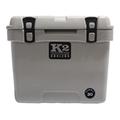 K2 Summit 30 Cooler - Steel Gray