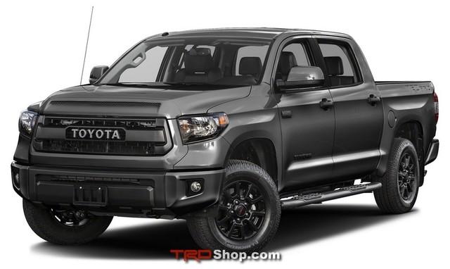Tundra Trd Pro >> Magnetic Gray Trd Pro Tundra Grille Trdshop Com
