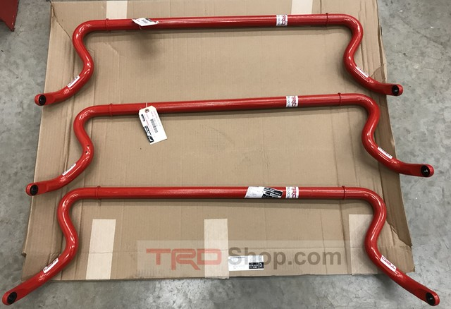 TRD Sport Front Sway Bar - 07-18 Tundra & 09-18 Sequoia - **LIMITED QUANTITIES AVAILABLE**