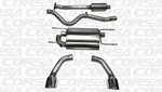 "Exhaust System, Corsa 2.5"" Sport Polished Tips - Scion FR-S"