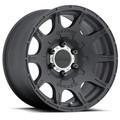 Wheel, Method Roost - 18x9 +18mm, 6x5.5 Matte Black Finish