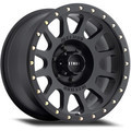 Wheel, Method NV - 20x9.0 +18mm, 6x5.5 Matte Black Finish