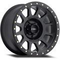 Wheel, Method NV - 20x9.0 +18mm, 6x5.5 Matte Black Finish