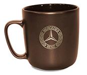 Classic Metallic Ceramic Mug