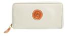 Women's Tri-Color Wallet