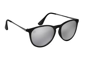 Unisex Mirror Lens Sunglasses