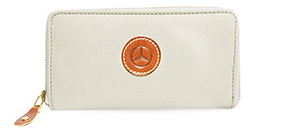 Women's Tri-Color Wallet