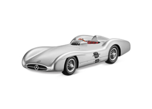 Formula 1 Race Car Streamline W196, 1954 1:43
