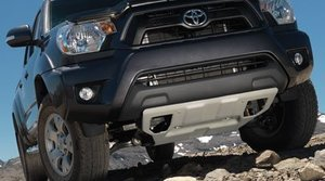 2005-2015 Tacoma Front Skid Plate, Prerunner & 4X4
