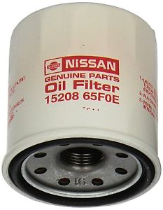 Oil Filter - Nissan (15208-65F0E) SIX PACK