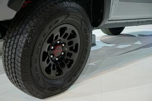 Tacoma TRD Pro Alloy Wheel