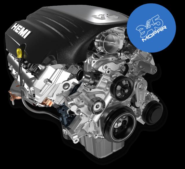 5.7L Eagle Crate Engine