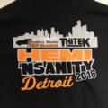 MSHS HEMI 'NSANITY TSHIRT 2018