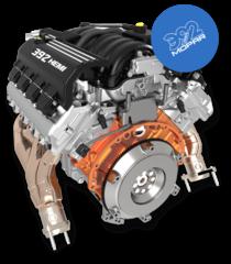 6.4L Apache SRT Crate Engine