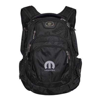 Collectab-Backpack Black Ogio Mopar Stk
