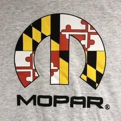 Maryland Flag Mopar TShirt