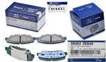 2011-2013 Elantra Brake Pad Bundle