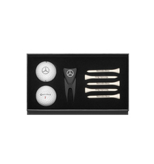 TaylorMade 9-piece golf gift set
