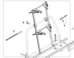 Ski//snowboard rack