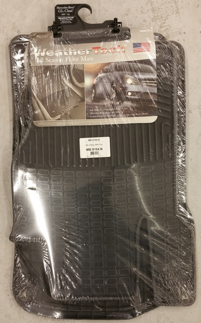 MB164B ML GL 164 All Weather Mats