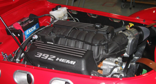 6.4L HEMI CRATE ENGINE