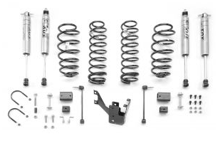 JEEP WRANGLER LIFT KIT
