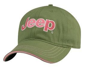 Jeep Ladies Cap