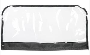 WRANGLER REAR TAILGATE CLEAR WINDOW SOFT TOP 2011-2016 STANDARD FABRIC - MOPAR