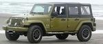 Jeep Wrangler Half Door Kit  2007-2017 Mopar