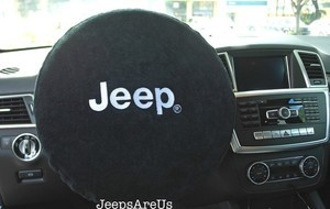 Steering Wheel Cover Jeep Logo