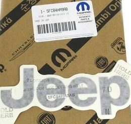 EXTERIOR JEEP DECAL - MOPAR