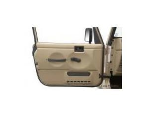 Jeep Wrangler TJ Full Door Panel Set Camel