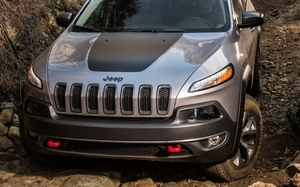 Jeep Cherokee Decal