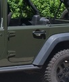 Jeep Wrangler Rear Half Door Kit  2007-2017 Mopar