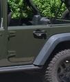 Jeep Wrangler Rear Half Door Kit  2007-2017 Mopar