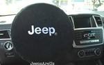 Steering Wheel Cover Jeep Logo