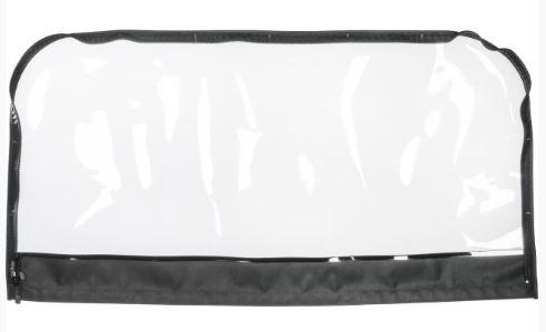 WRANGLER REAR TAILGATE CLEAR WINDOW SOFT TOP 2011-2018 STANDARD FABRIC - MOPAR