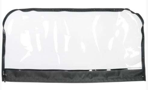 WRANGLER REAR TAILGATE CLEAR WINDOW SOFT TOP 2011-2018 STANDARD FABRIC - MOPAR