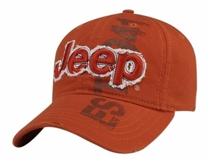 Jeep Orange Cap Est 1941