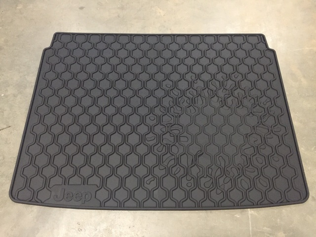 Jeep Renegade Cargo Area Tray Mat