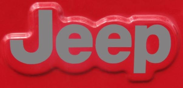 EXTERIOR JEEP DECAL - MOPAR