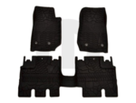 JEEP WRANGLER ALL WEATHER MATS