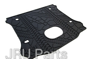 JEEP WRANGLER PREMIUM RUBBER CARGO TRAY LINER MAT