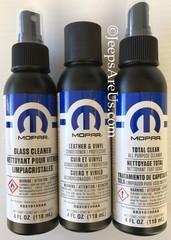 Mopar Vehicle Cleaner Kit