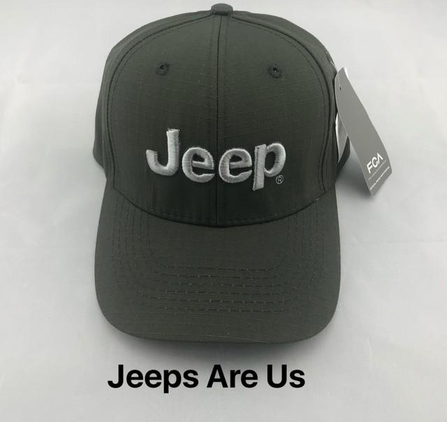 JEEP Cap Khaki w/Silver Logo