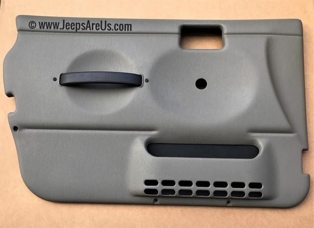 Jeep Wrangler TJ Full Door Panel SET Khaki