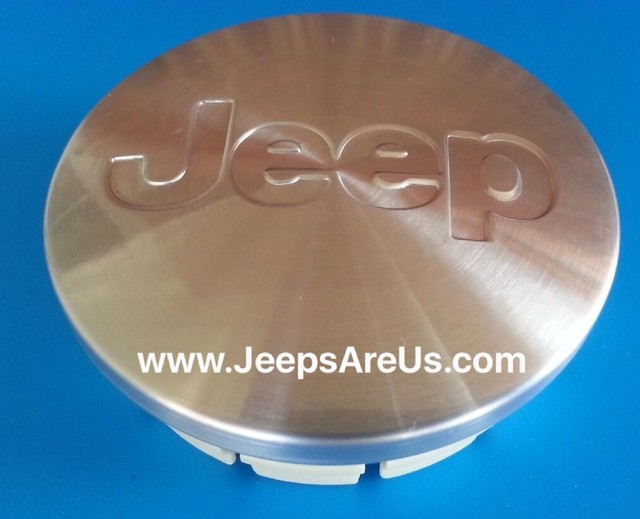 """Jeep"" Center Cap"
